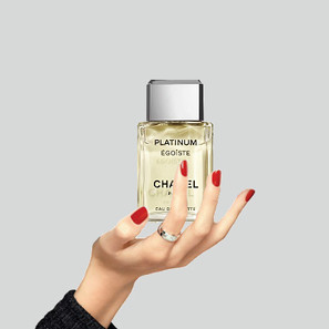 Platinum Égoiste by Chanel
