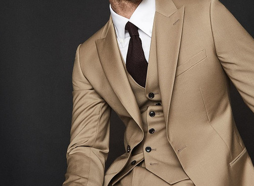 When to Wear a Brown Suit