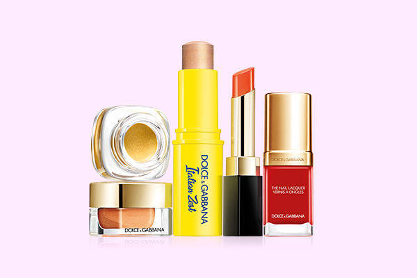 Italian Zest Make Up Collection
