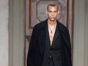 Roberto Cavalli SS19 Men's Collection