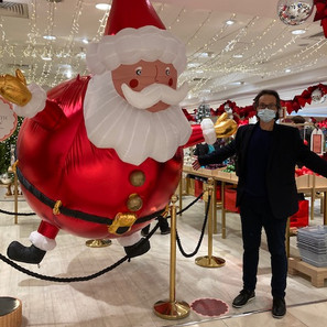 Selfridges Christmas Shop