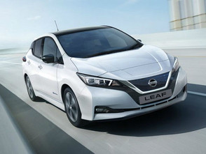 Nissan Leaf: The Best Electric Car
