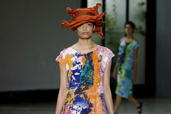 Issey Miyake SS19 Collection