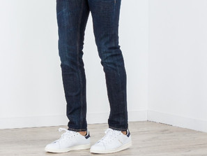 How to Wear White Shoes with Jeans