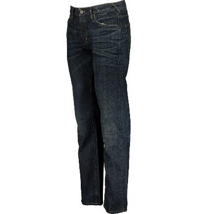 NATURAL SELECTION Indigo Straight Jeans