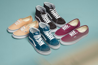 Vans -Color Theory Collection