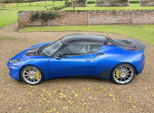 Explore Lotus Evora GT410 Sport