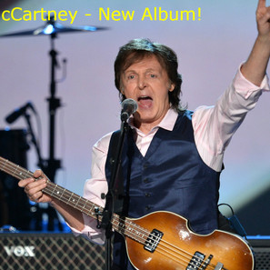 Paul McCartney - New Album