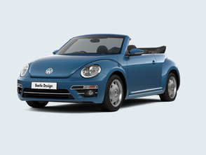 The Dynamic Beetle Cabriolet