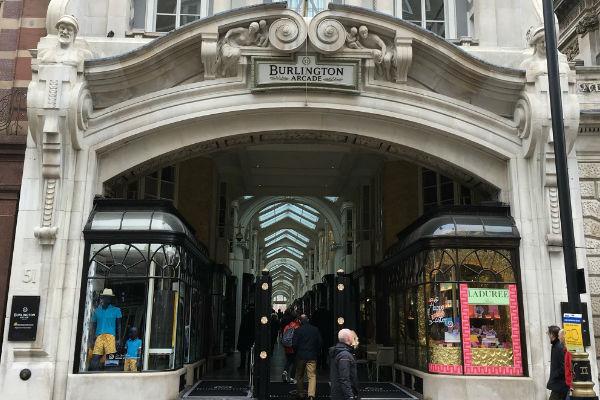 Burlington Arcade Celebrates its 200th Anniversary