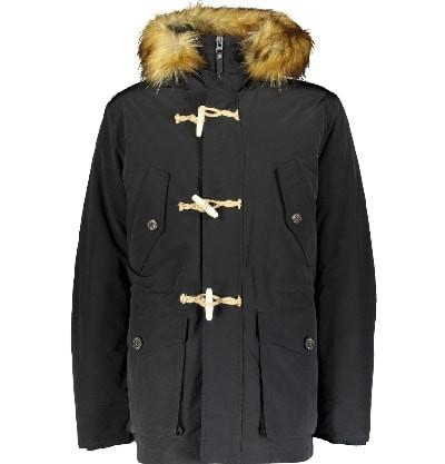 GLOVERALL Navy Artic Down Coat