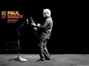 Paul Brady – Unfinished Business