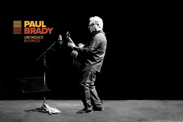 Paul Brady – Unfinished Business