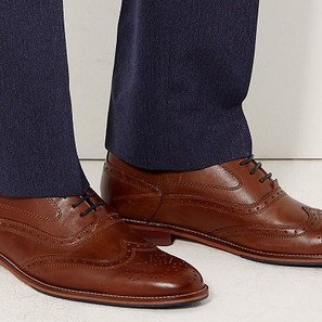 Pairing Brogues With a Formal Look