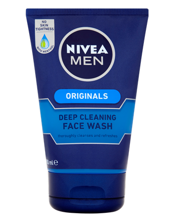 DEEP CLEANING FACE WASH