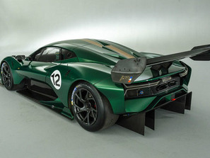The Brabham BT62