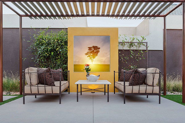 Outdoor Art by FieldCandy