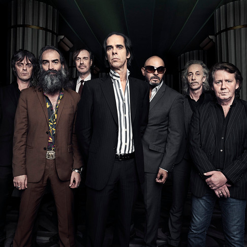 Nick Cave & the Bad Seeds 2017 tour
