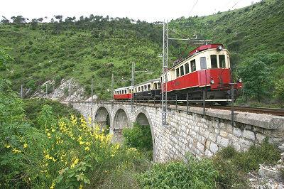 Liguria by Train