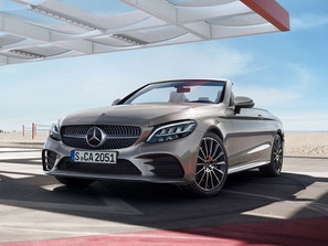 The New C-Class Cabriolet