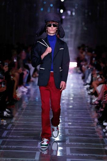 Prada Men's S/S 2019 - 1