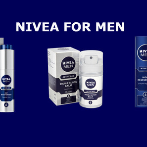 NIVEA - Reduce the Signs of Ageing
