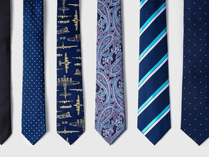 How to Match Ties to Shirts