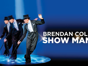 Brendan Cole Presents 'Show Man'