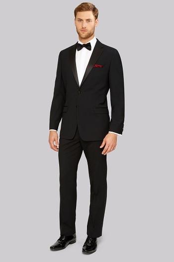 How to Wear a Tuxedo 1