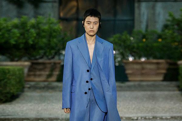 Givenchy Men S/S 2020