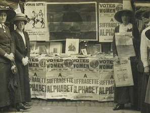 London on Wheels: a Suffrage Story