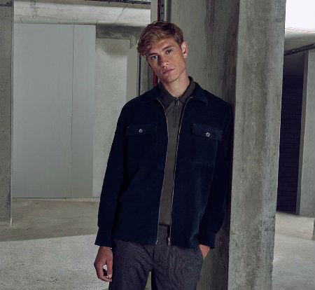 Ted Baker A/W18 Menswear 3