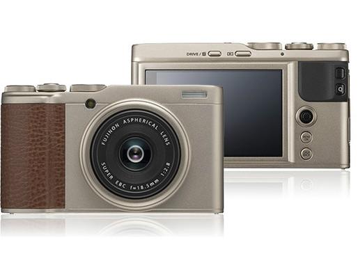 The new Fujifilm XF10