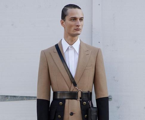 A.McQueen Menswear A/W '20
