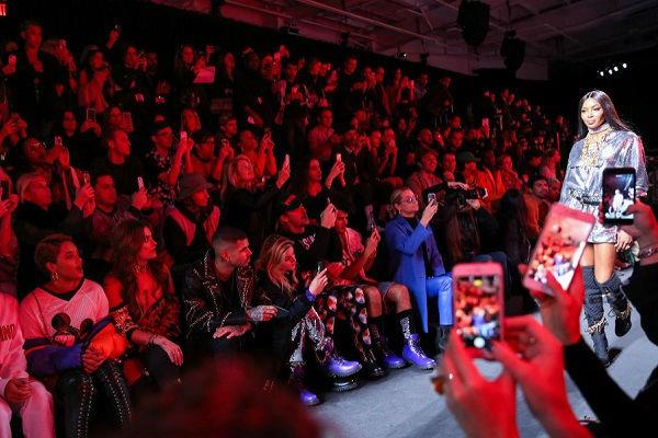 Moschino X H&M Fashion Show