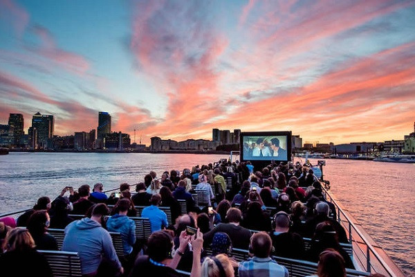 Time Out Movies On The River