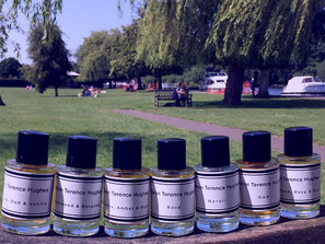 Meet the Perfumer Aaron Terence Hughes & His Creations