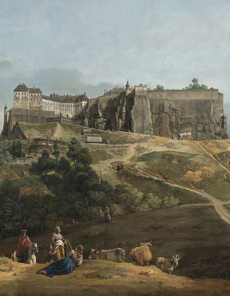 Bellotto: The Königstein Views Reunited