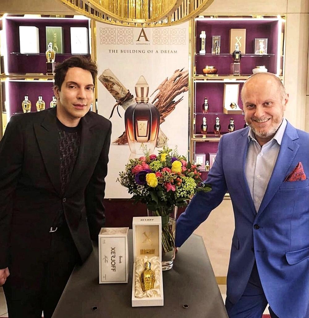 An Interview With Kostas Poulakis - Xerjoff's Brand Ambassador