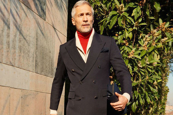 The Brioni F/W 2018 Men's Wardrobe