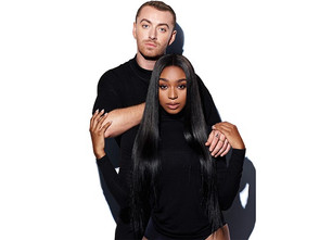 Sam Smith & Normani