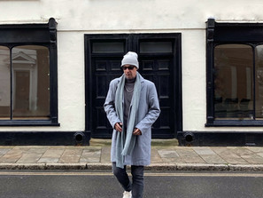 How to Wear a Grey Coat