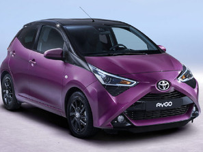 The New Toyota AYGO