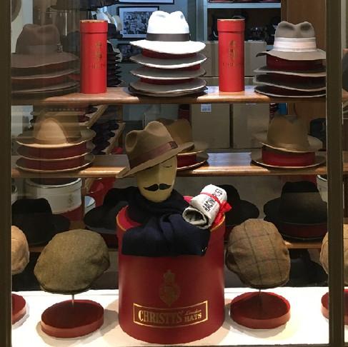 Christys' London Hats