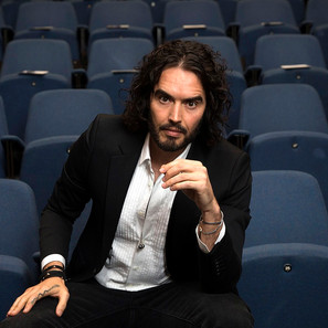Russell Brand is Back on the Radio