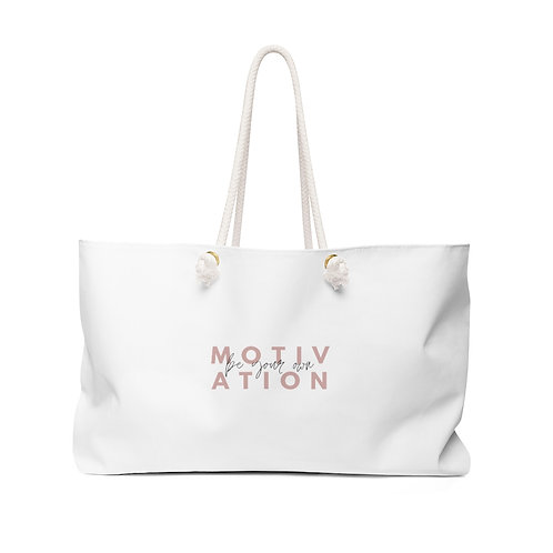 Motivation Weekender Bag
