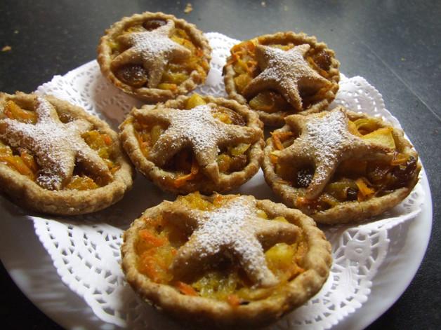 Sugar Free Vegetarian Mince Pies