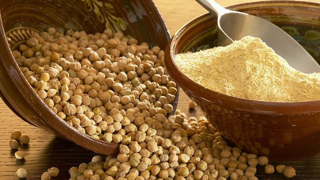 Benefits of Chickpeas and Flour