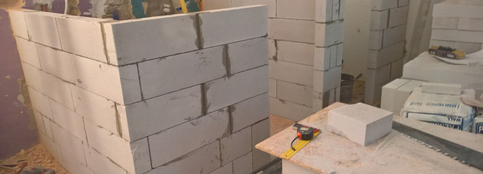 WALLS BUILDING