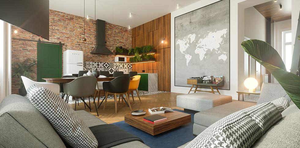 2.LIVING ROOM